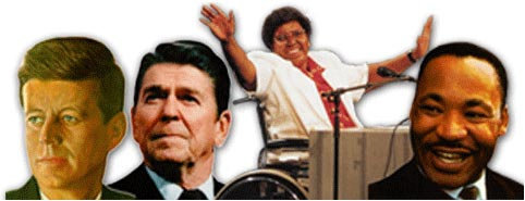 Great Speeches Video Series Logo